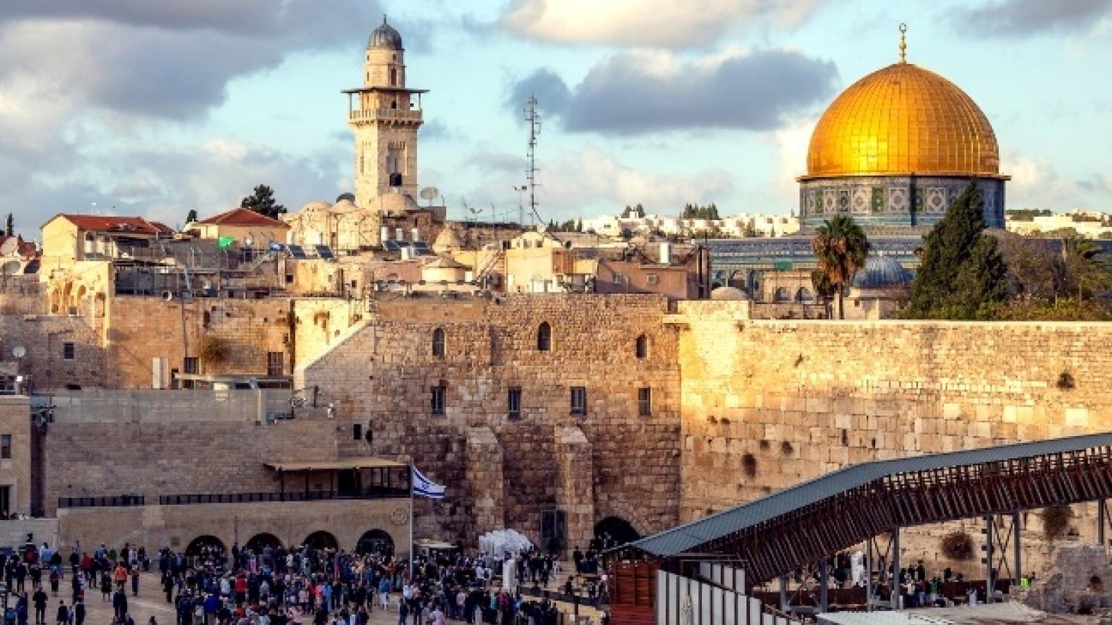 Chính quyền Mỹ dưới thời ông Biden tiếp tục coi Jerusalem là thủ đô của Israel