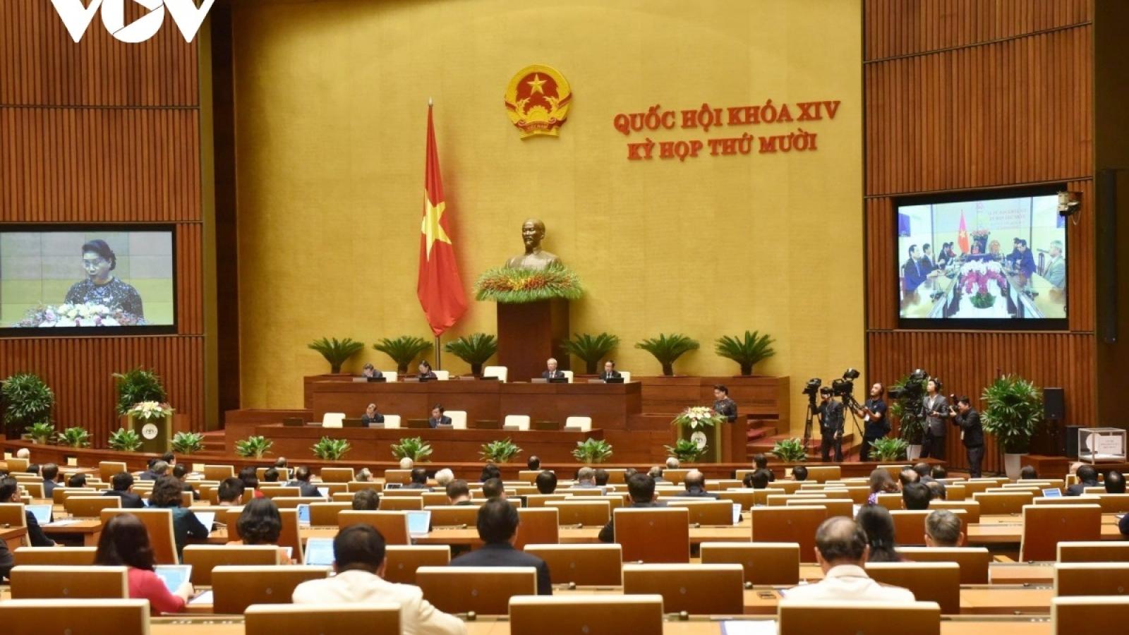 Công tác lập pháp của Quốc hội dần đi tới chuyên nghiệp, dân chủ