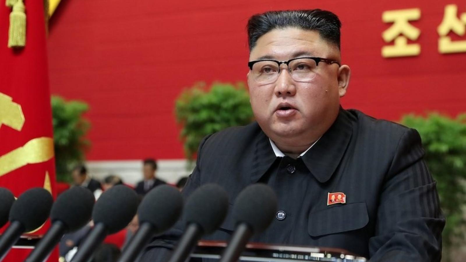 Triều Tiên sẽ tiếp tục phát triển vũ khí hạt nhân và tên lửa để nâng cao năng lực quân sự