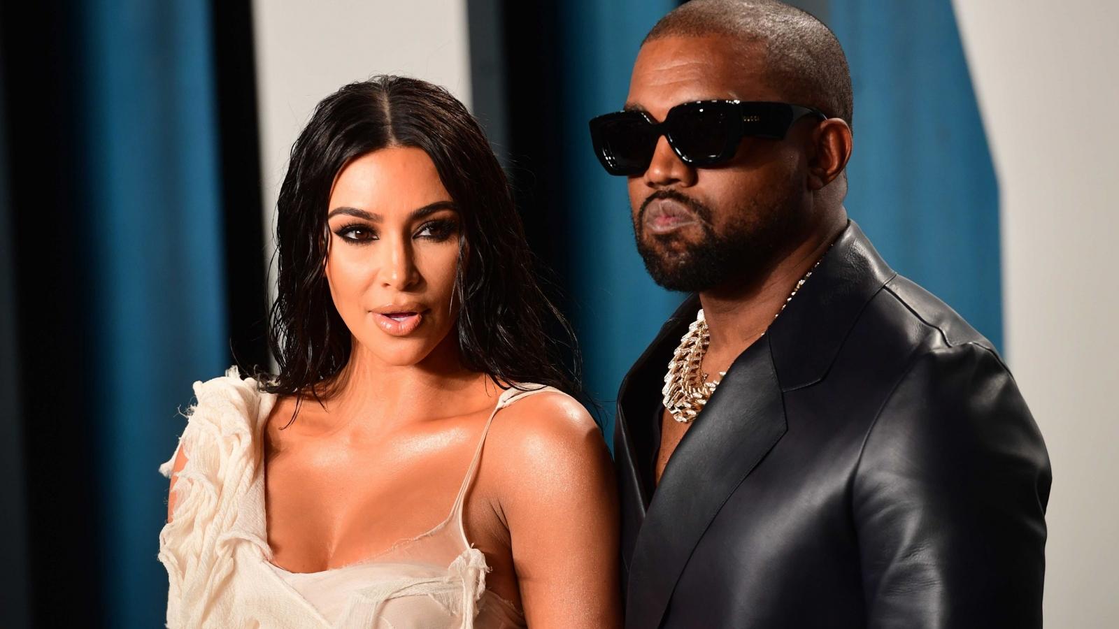 Kim Kardashian và Kanye West ly hôn sau 6 năm bên nhau?