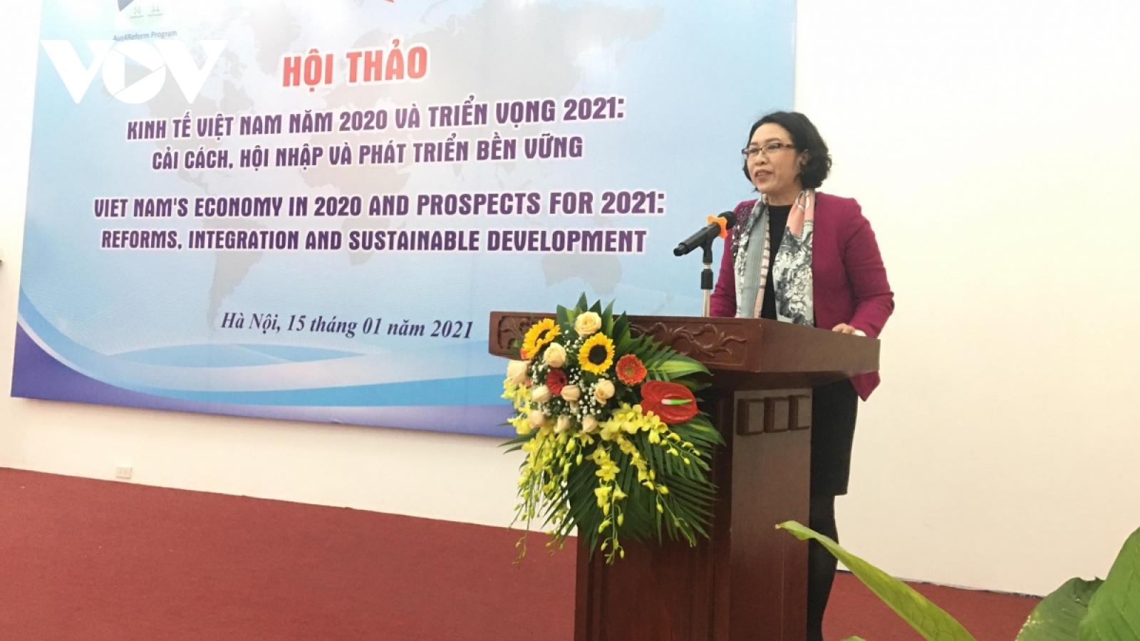 Two scenarios ahead for Vietnamese economy in 2021