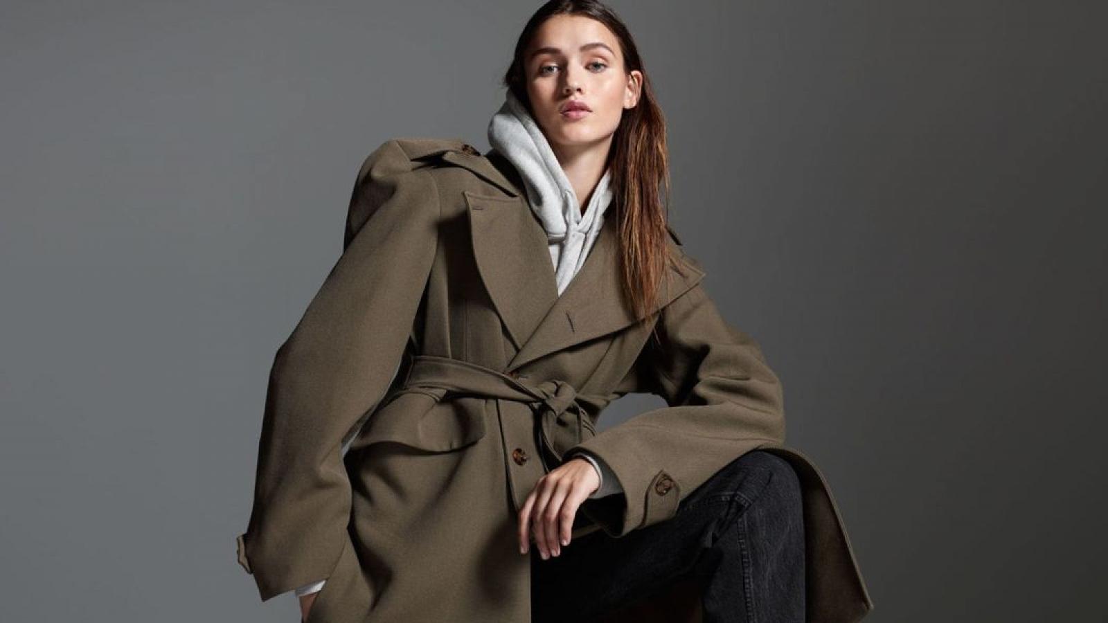 10 chiếc áo khoác hoàn hảo cho mùa xuân của các cô nàng sành điệu