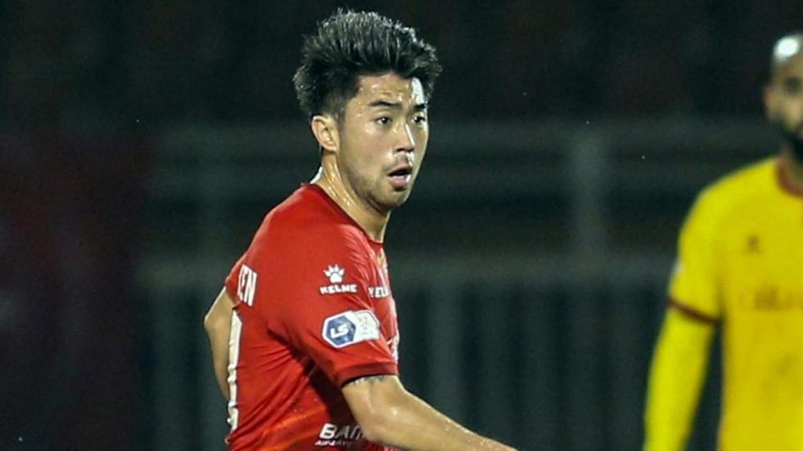 Lee Nguyễn ghi dấu ấn, CLB TPHCM đánh bại Hà Tĩnh