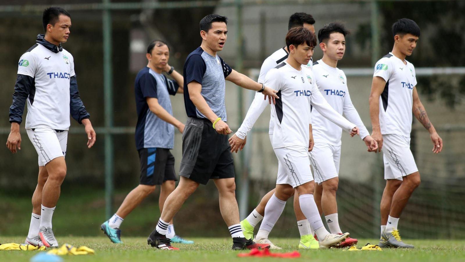 Lịch thi đấu vòng 1 V-League 2021: HAGL gặp khó