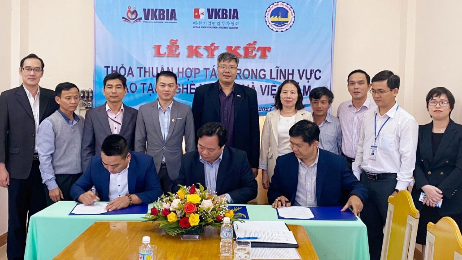 Thúc đẩy cơ hội hợp tác đầu tư, kết nối giao thương Việt – Hàn