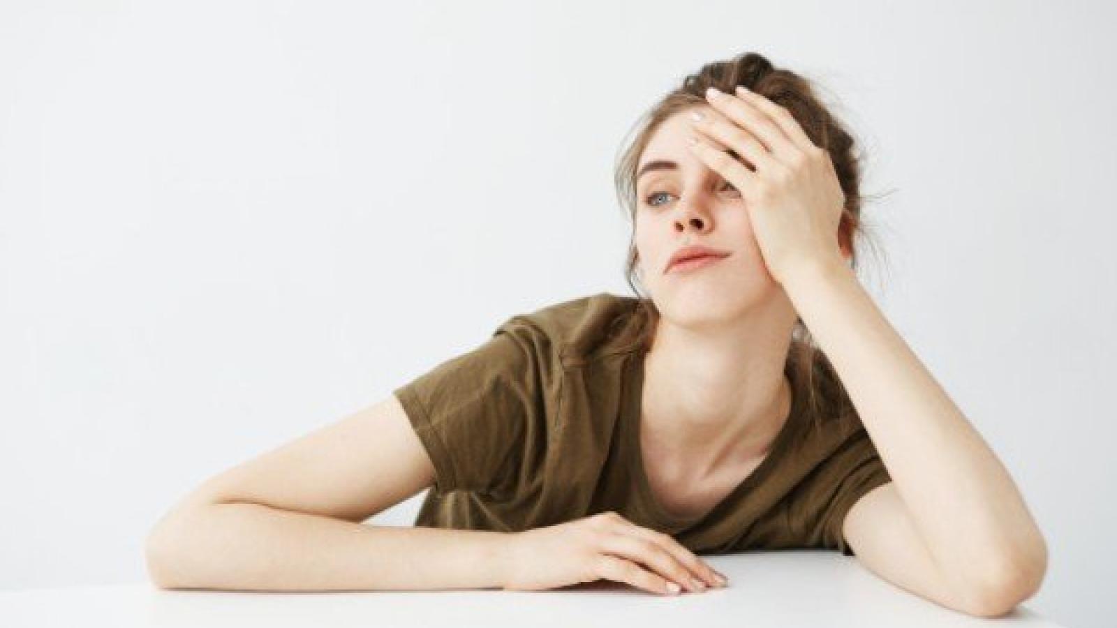 Nguyên nhân khiến bạn thường xuyên cảm thấy mệt mỏi