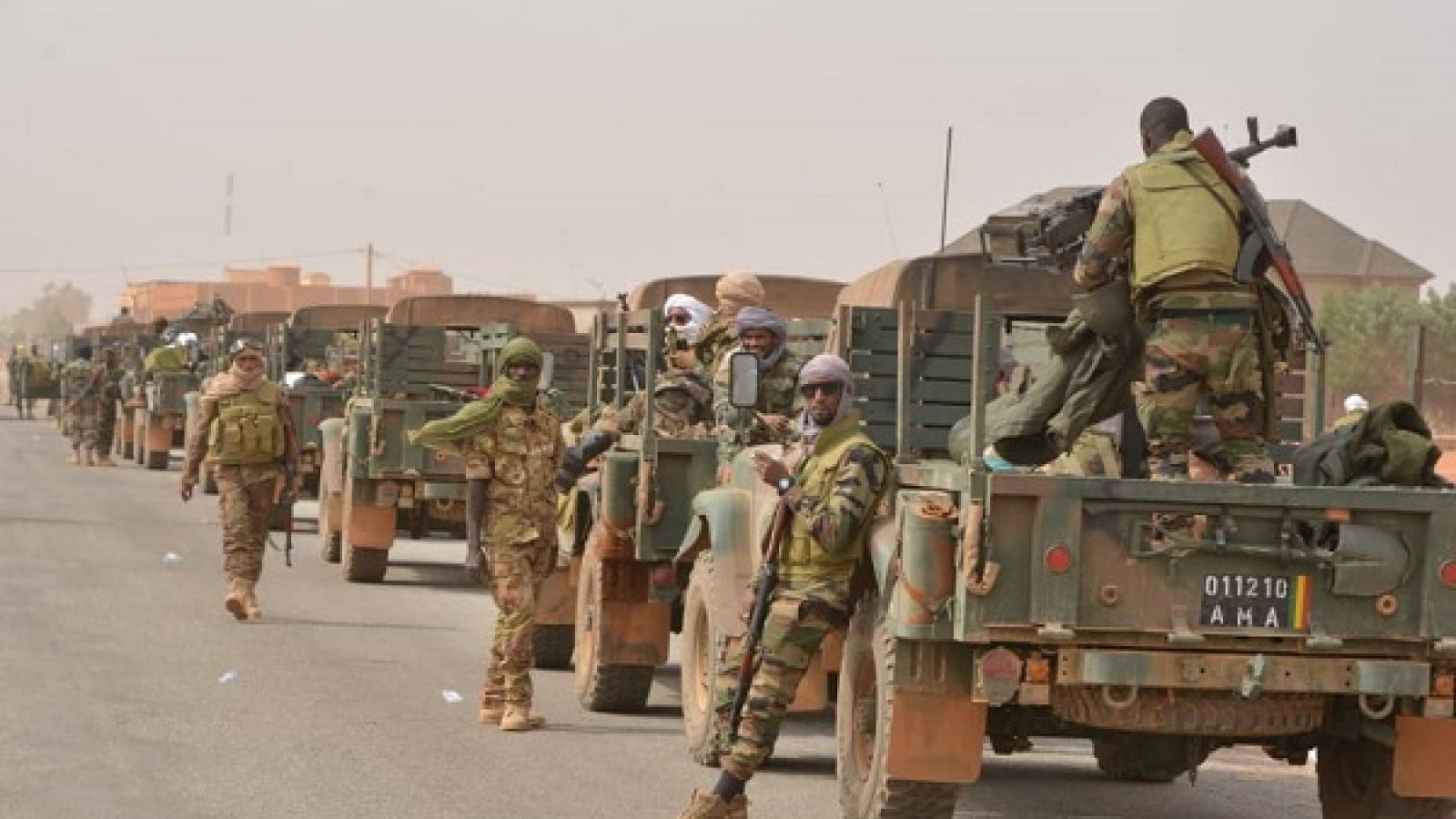 JINIM đứng sau vụ tấn công các binh lính Pháp tại Mali