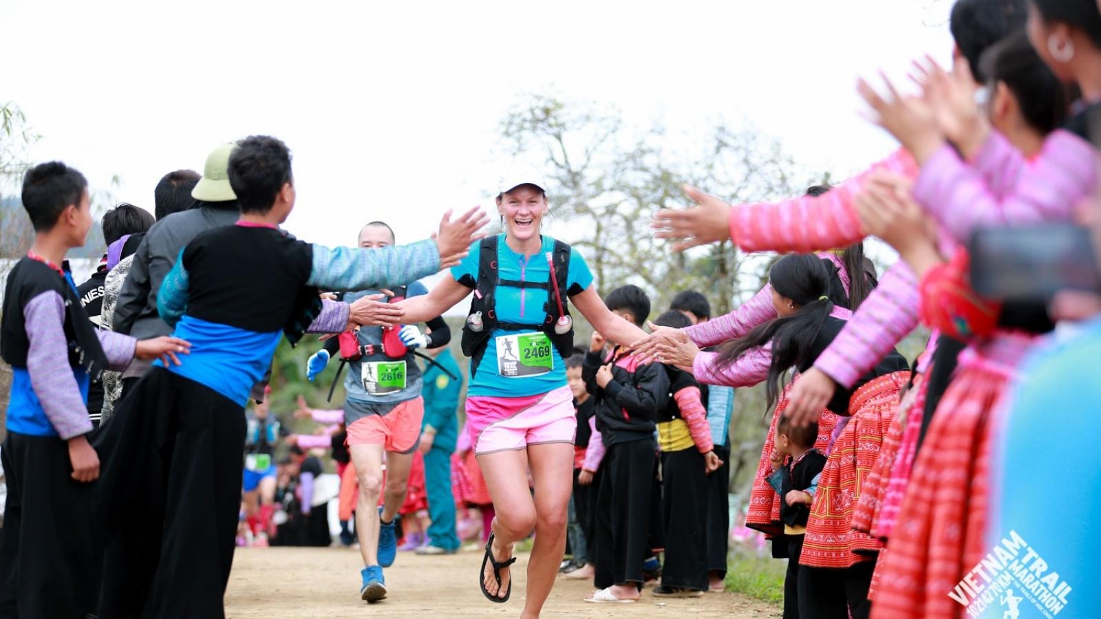 4,300 runners set to participate in Vietnam Trail Marathon