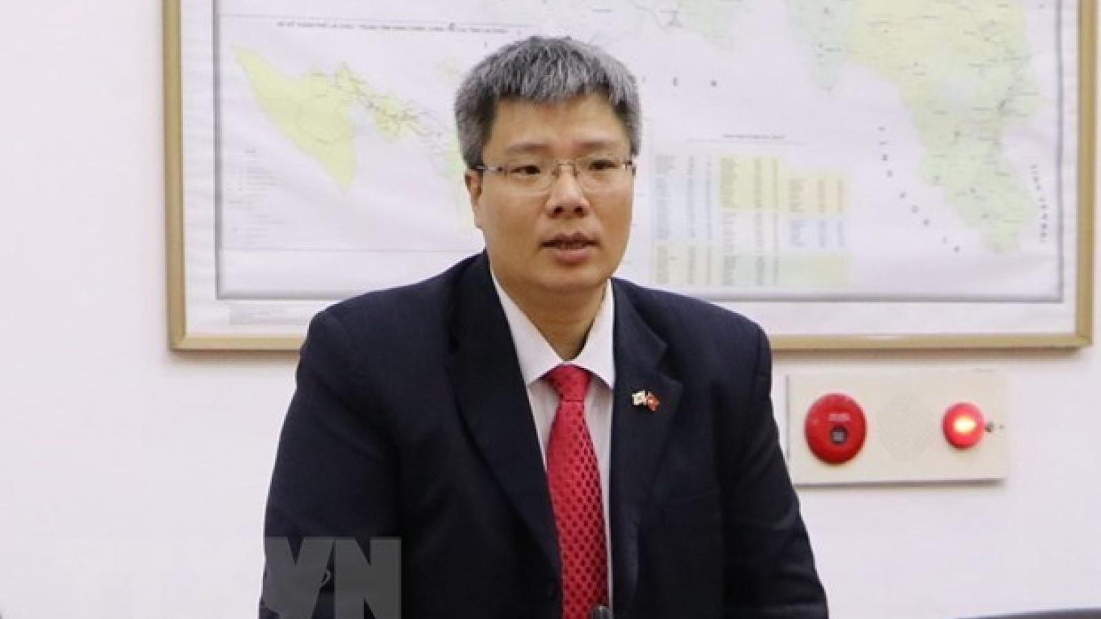 Vietnamese in RoK expect Congress to mark new milestone