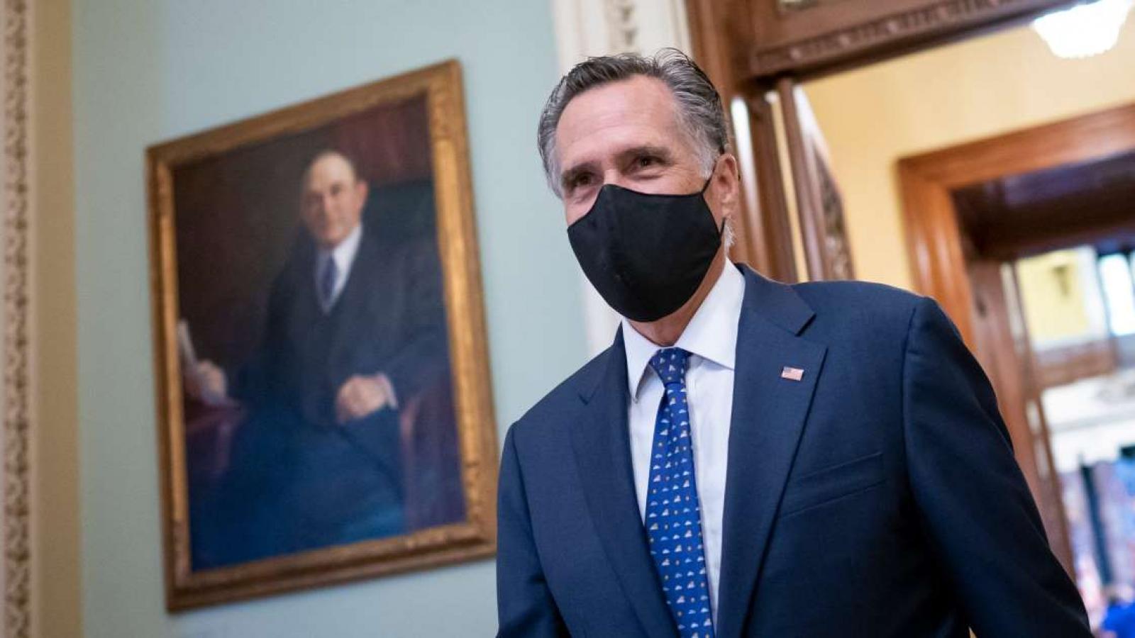 5 thượng nghị sỹ Cộng hòa phản bác quan điểm nói luận tội ông Trump là vi hiến