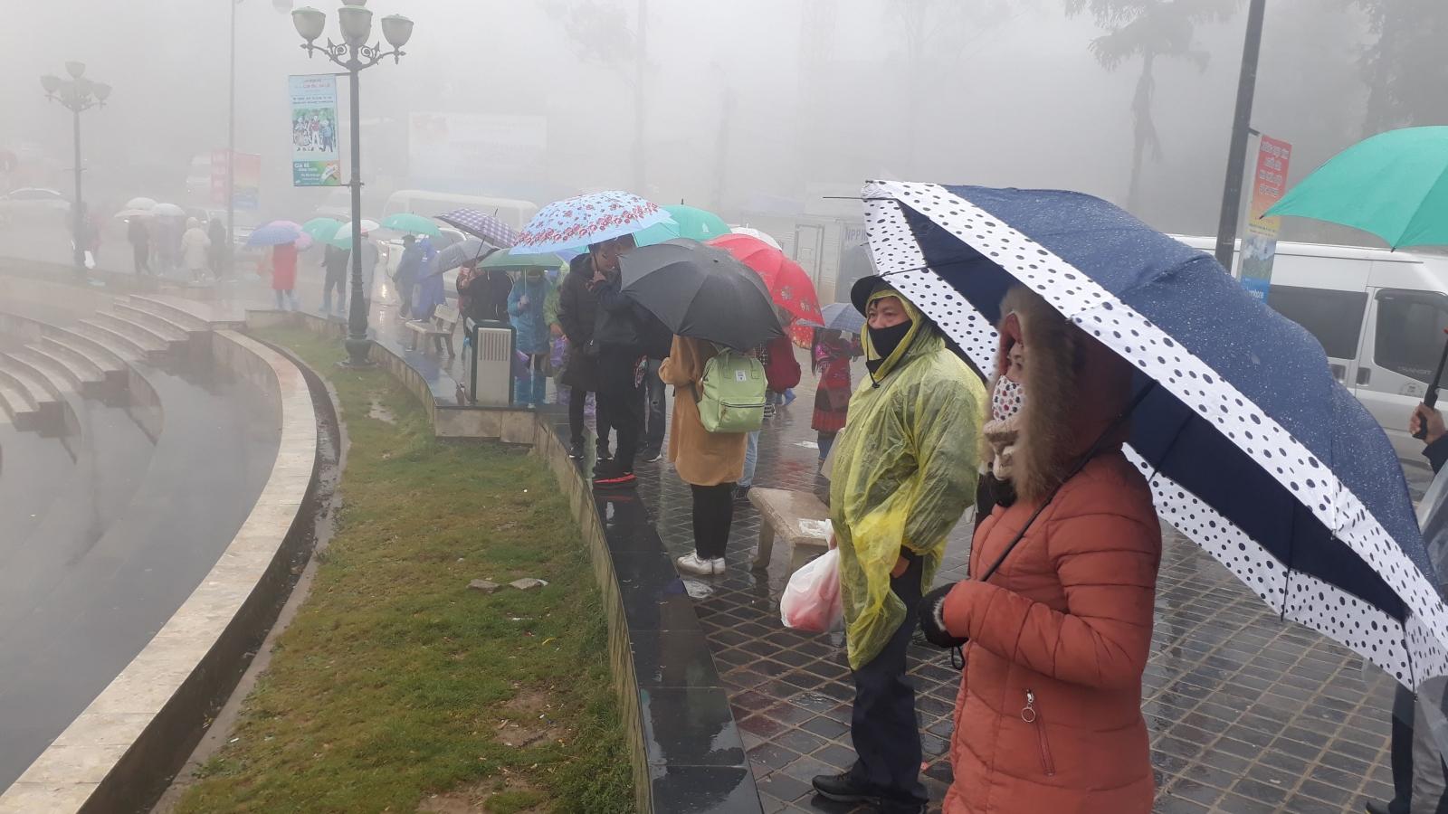 Băng tuyết có khả năng tái xuất hiện ở Lào Cai