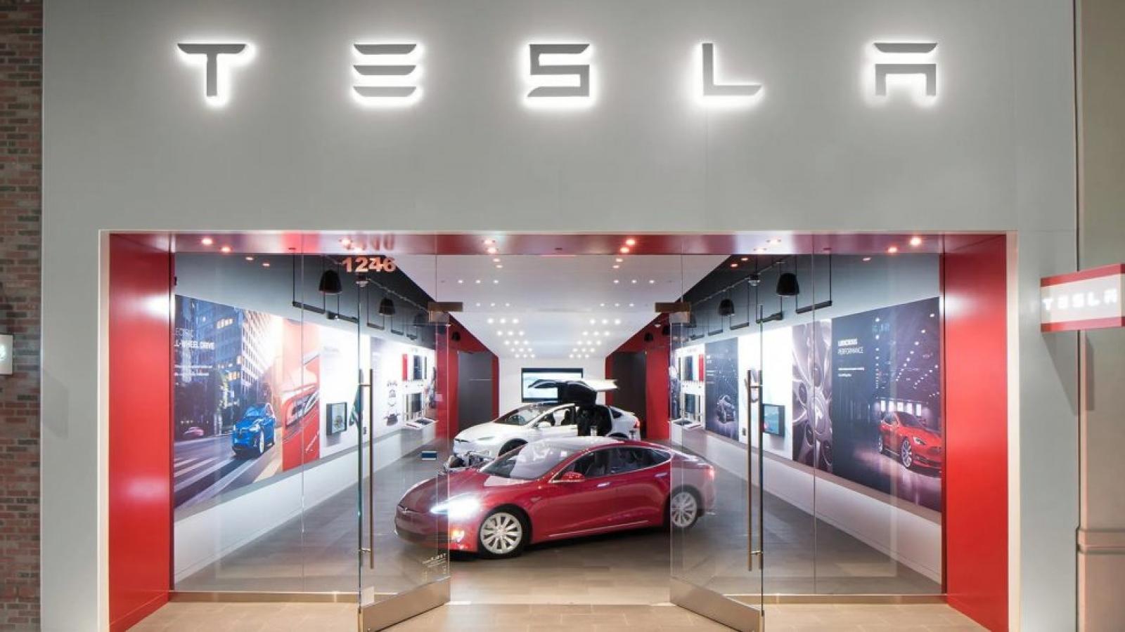 Bất chấp đại dịch Covid-19, doanh số bán hàng của Tesla vẫn tăng 36%