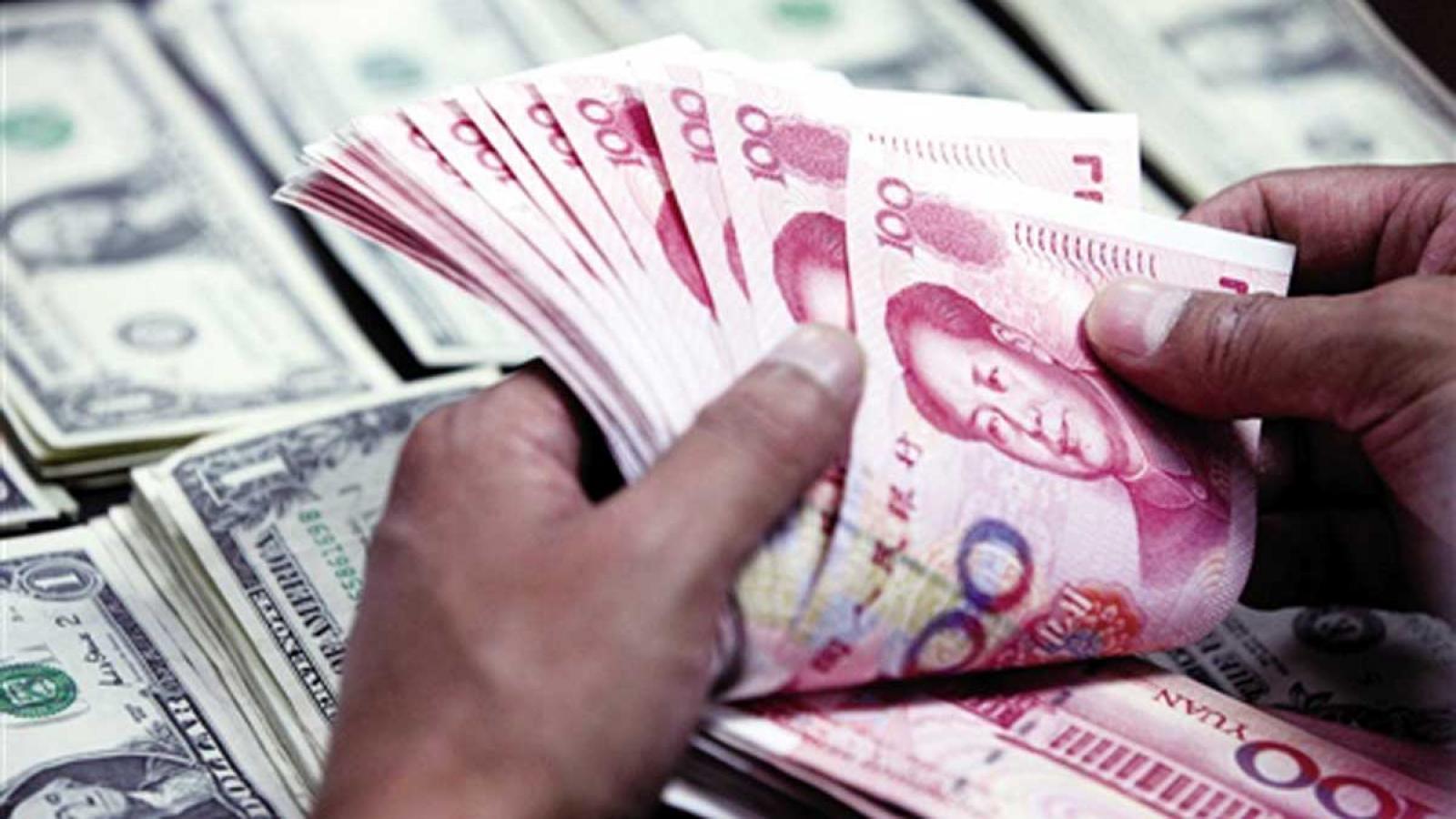 Đồng Nhân dân tệ của Trung Quốc tăng mạnh