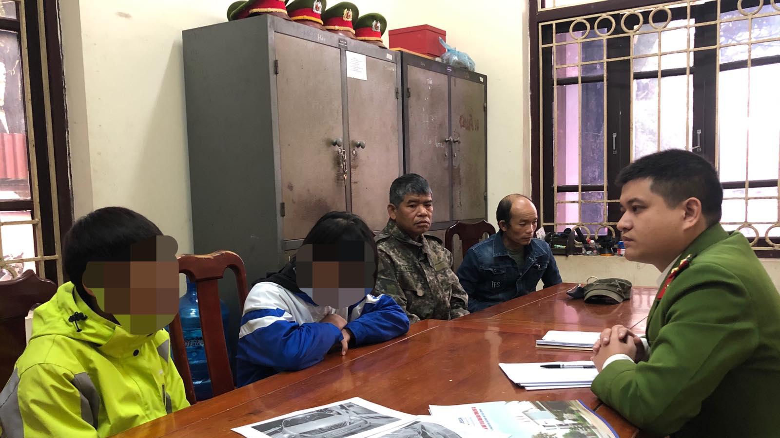 Xác định thủ phạm ném đá ô tô trên cao tốc Bắc Giang - Lạng Sơn