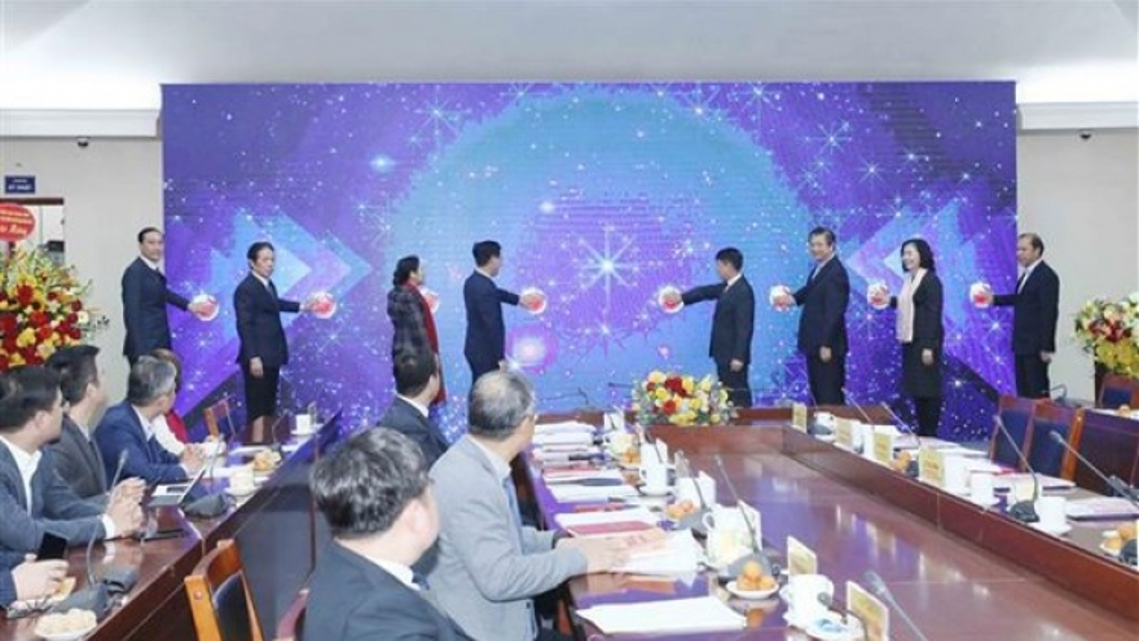 News website, handbook on external relations launched