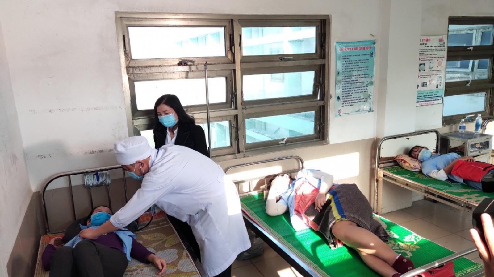 Nhiều công nhân trong vụ ngộ độc thức ăn được xuất viện