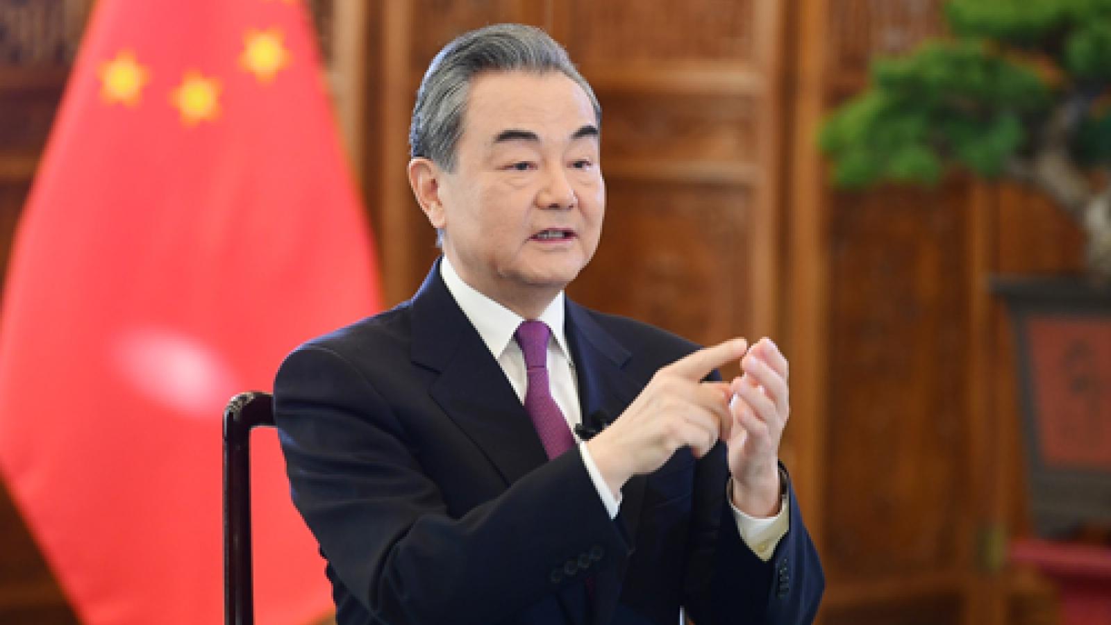 """Ngoại trưởng Trung Quốc: Quan hệ Trung - Mỹ đứng trước """"ngã rẽ mới"""""""