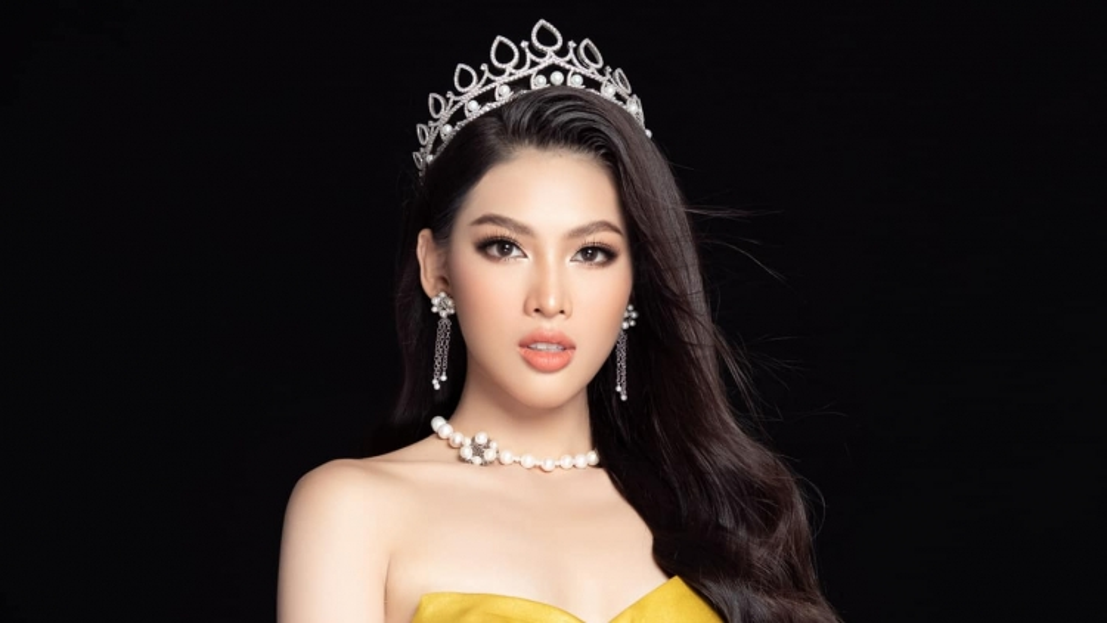 Á hậu Ngọc Thảo đại diện Việt Nam lên đường dự thi Miss Grand International