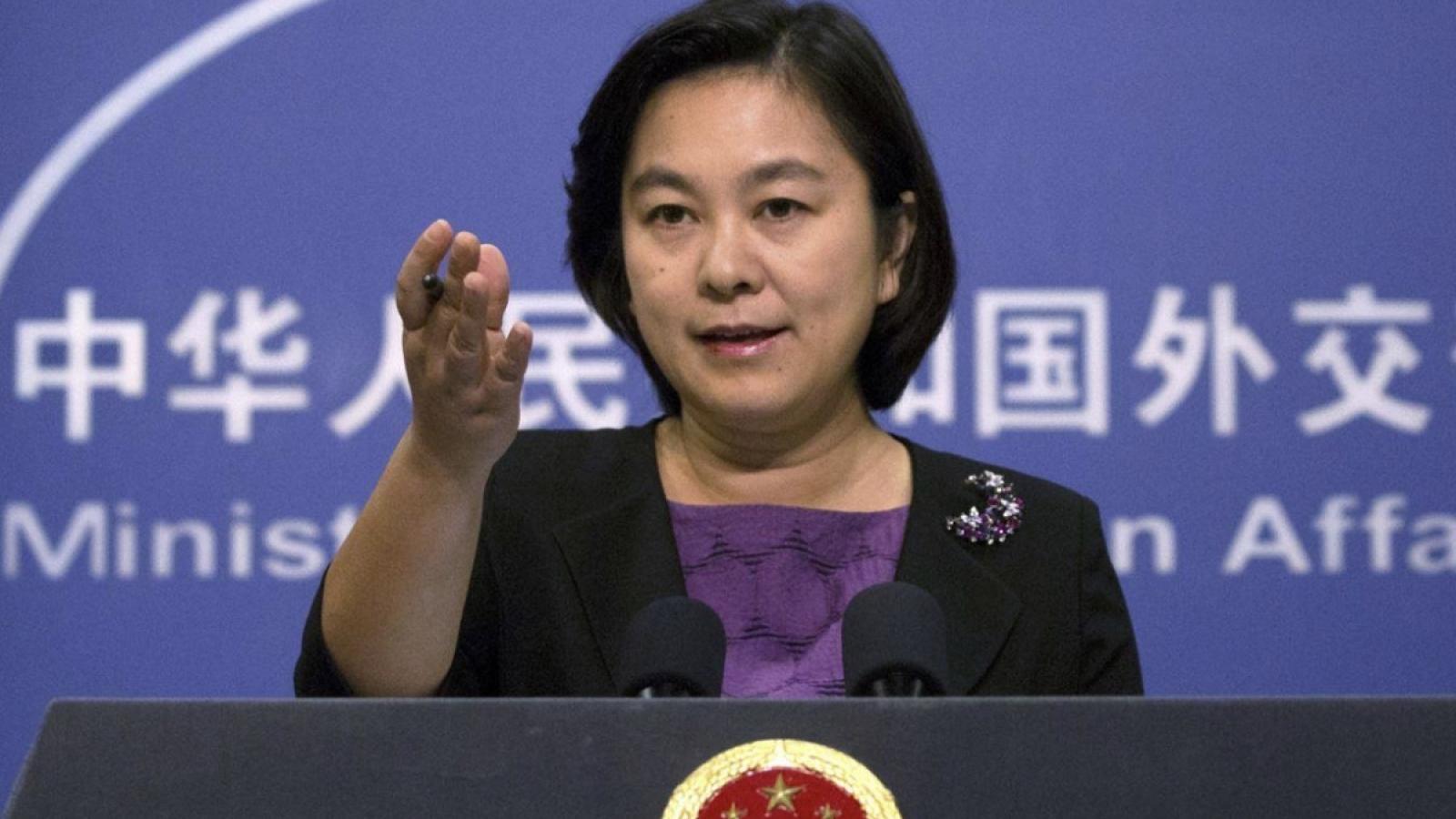 Trung Quốc đánh giá cao những thành tựu trong quan hệ thương mại song phương với Việt Nam
