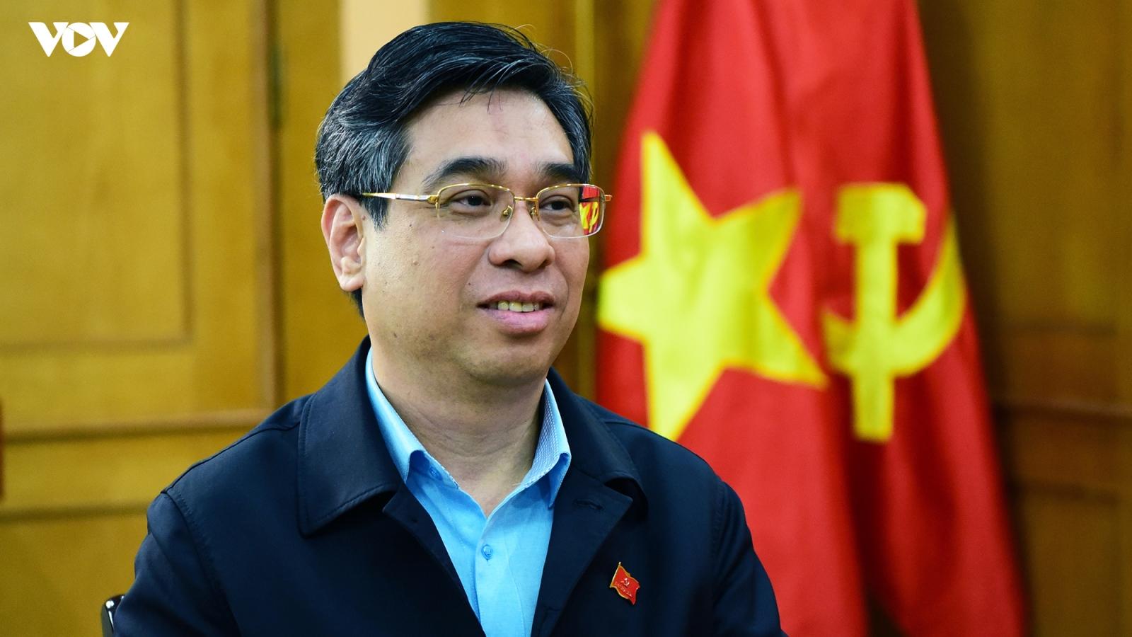 Phó Ban Dân vận Trung ương: Người dân quan tâm sâu sắc đến xây dựng, chỉnh đốn Đảng