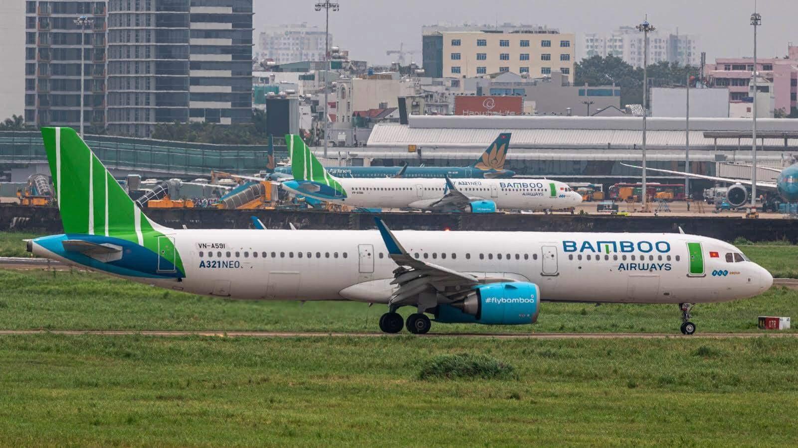 """Cục Hàng không """"bật đèn xanh"""" cho Bamboo Airways khai thác chặng TPHCM – Côn Đảo"""