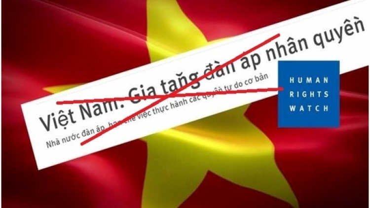"Another ""out of tune"" voice intentionally distorts Vietnamese situation"