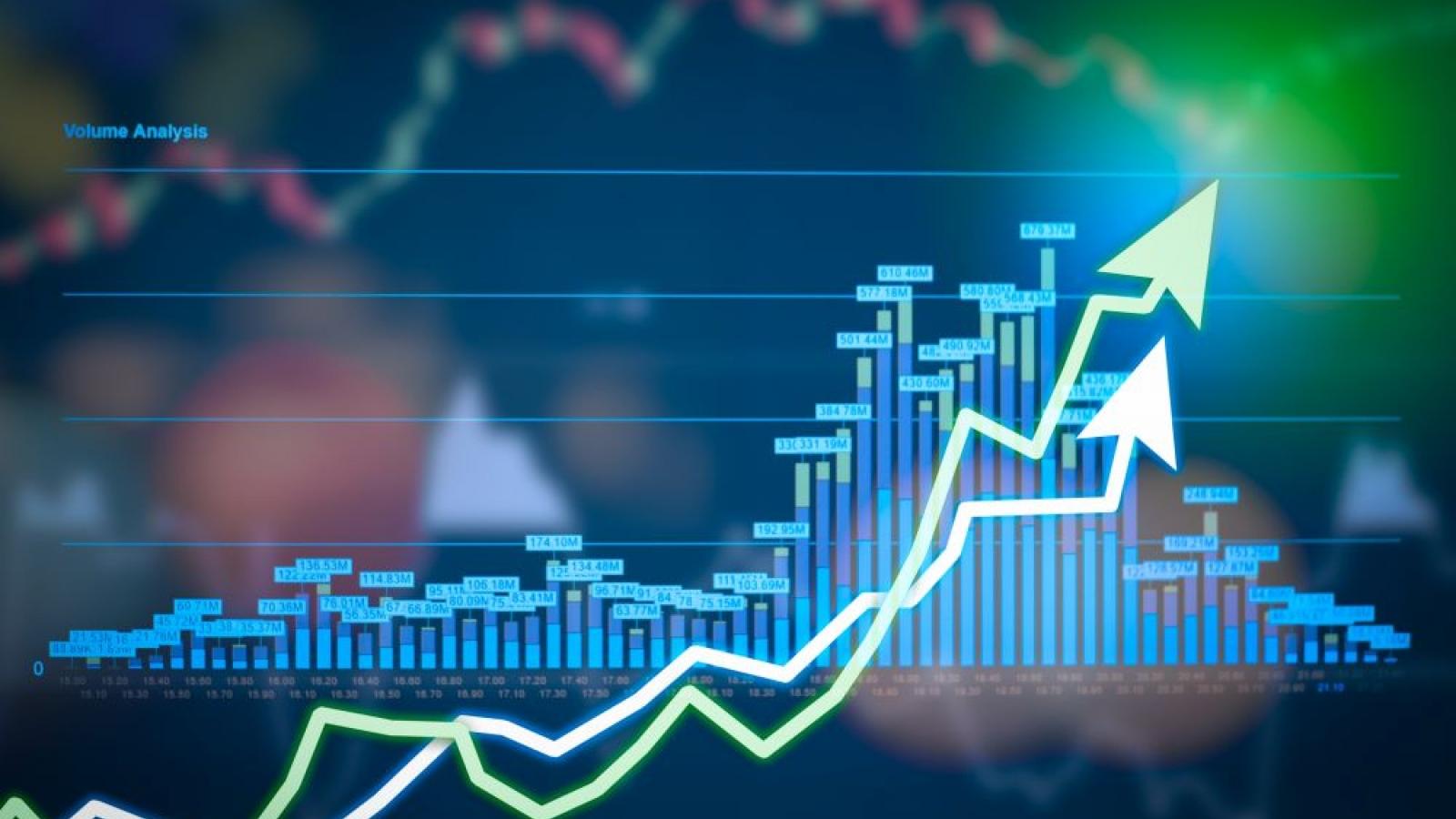 Thị trường chứng khoán hồi phục và tăng trưởng ngoạn mục trong năm 2020