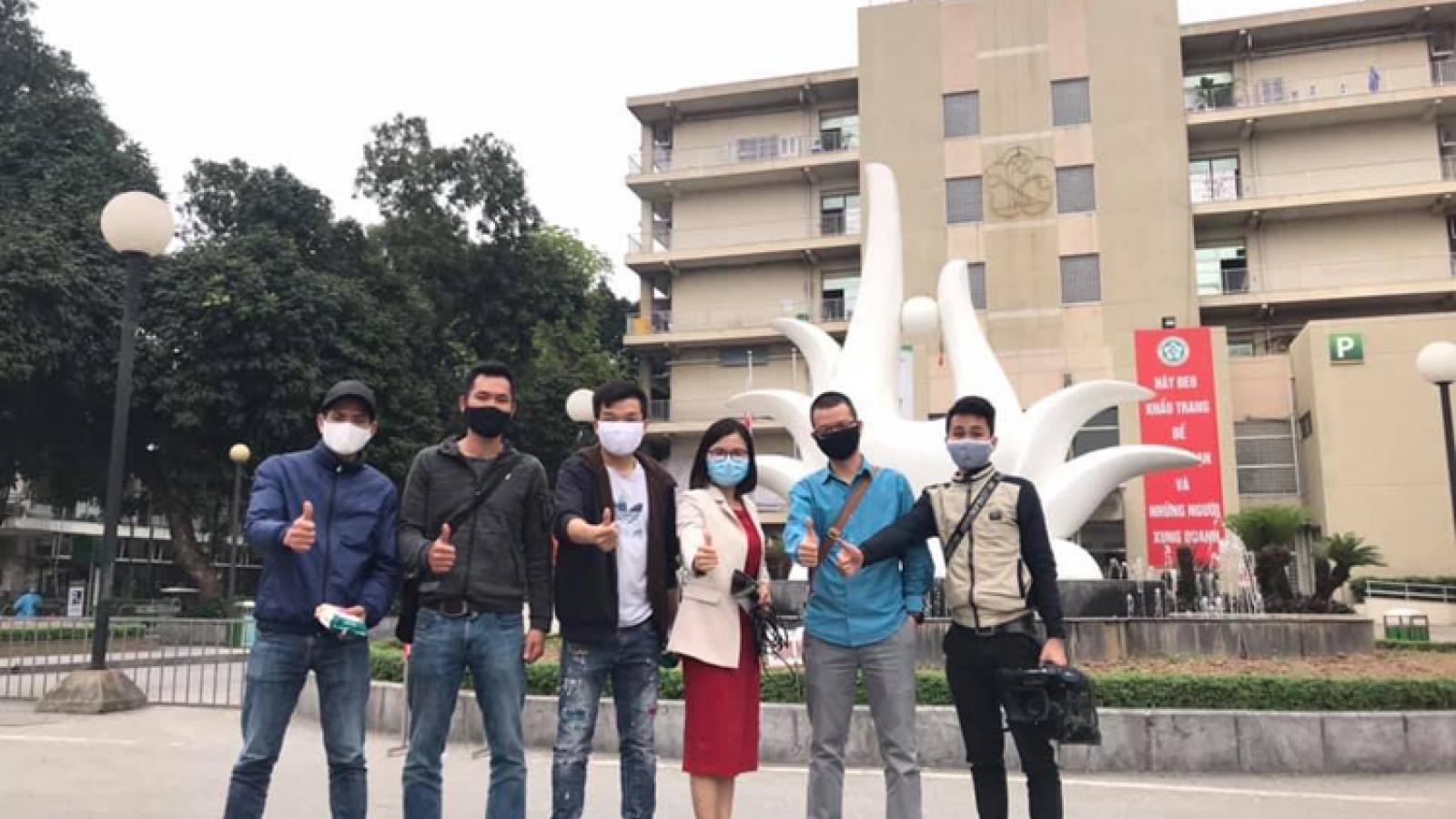 """Nhà báo Phạm Nhung: """"Mong muốn khán giả có cái nhìn khách quan nhất về đại dịch"""""""