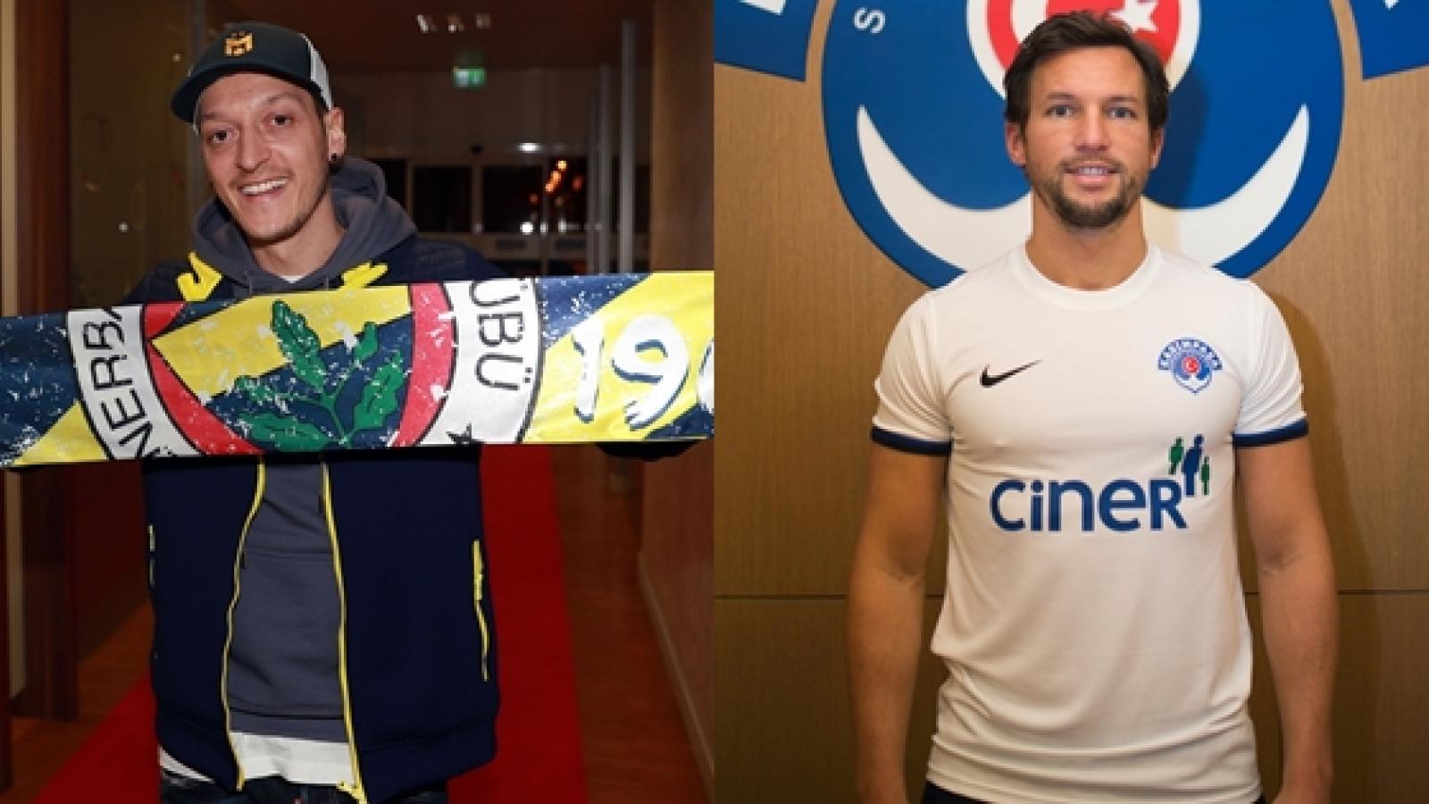 """Nối gót Mesut Ozil, """"người thừa"""" ở Chelsea sang Thổ Nhĩ Kỳ cứu vãn sự nghiệp"""