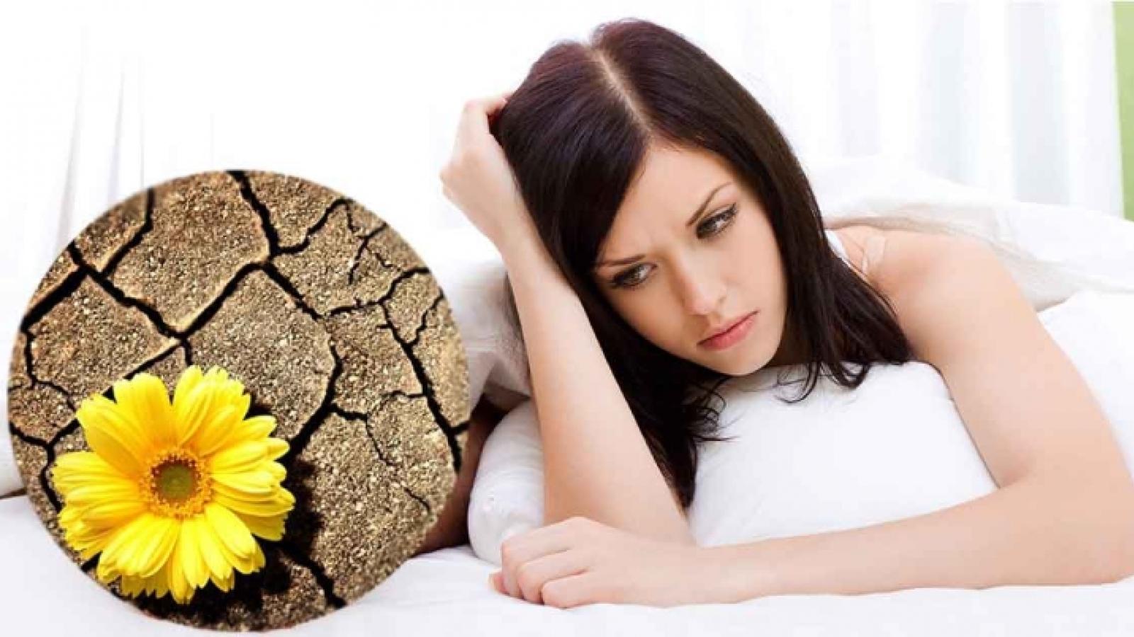 Suy giảm nội tiết tố nữ: Lời giải từ chuyên gia