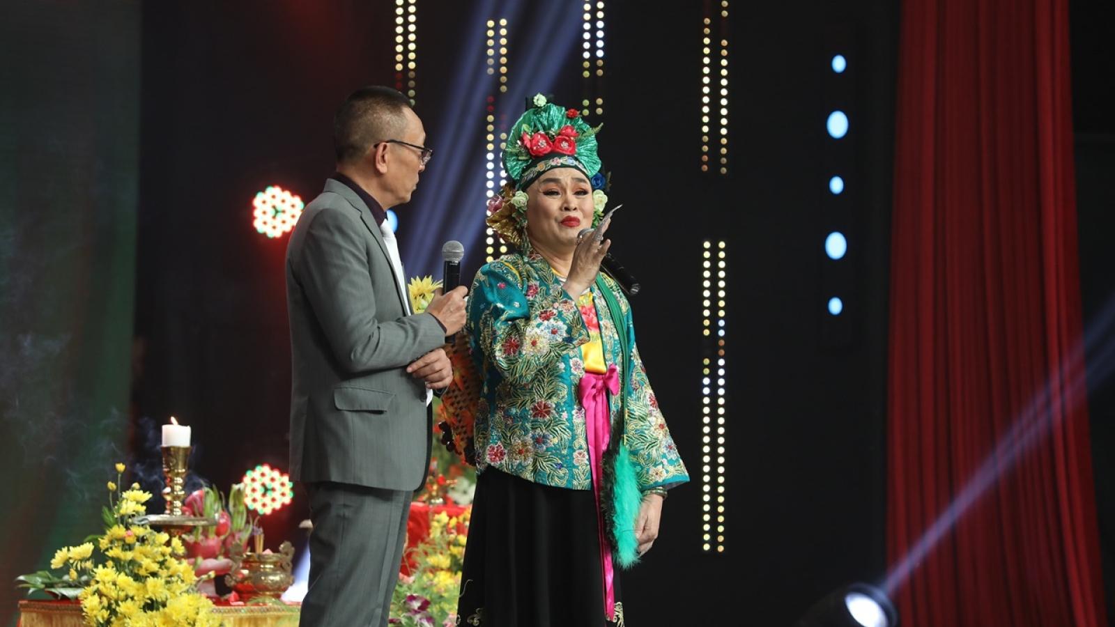 Nghệ sĩ Xuân Hinh bật khóc kể về quãng thời gian khó khăn nhất cuộc đời