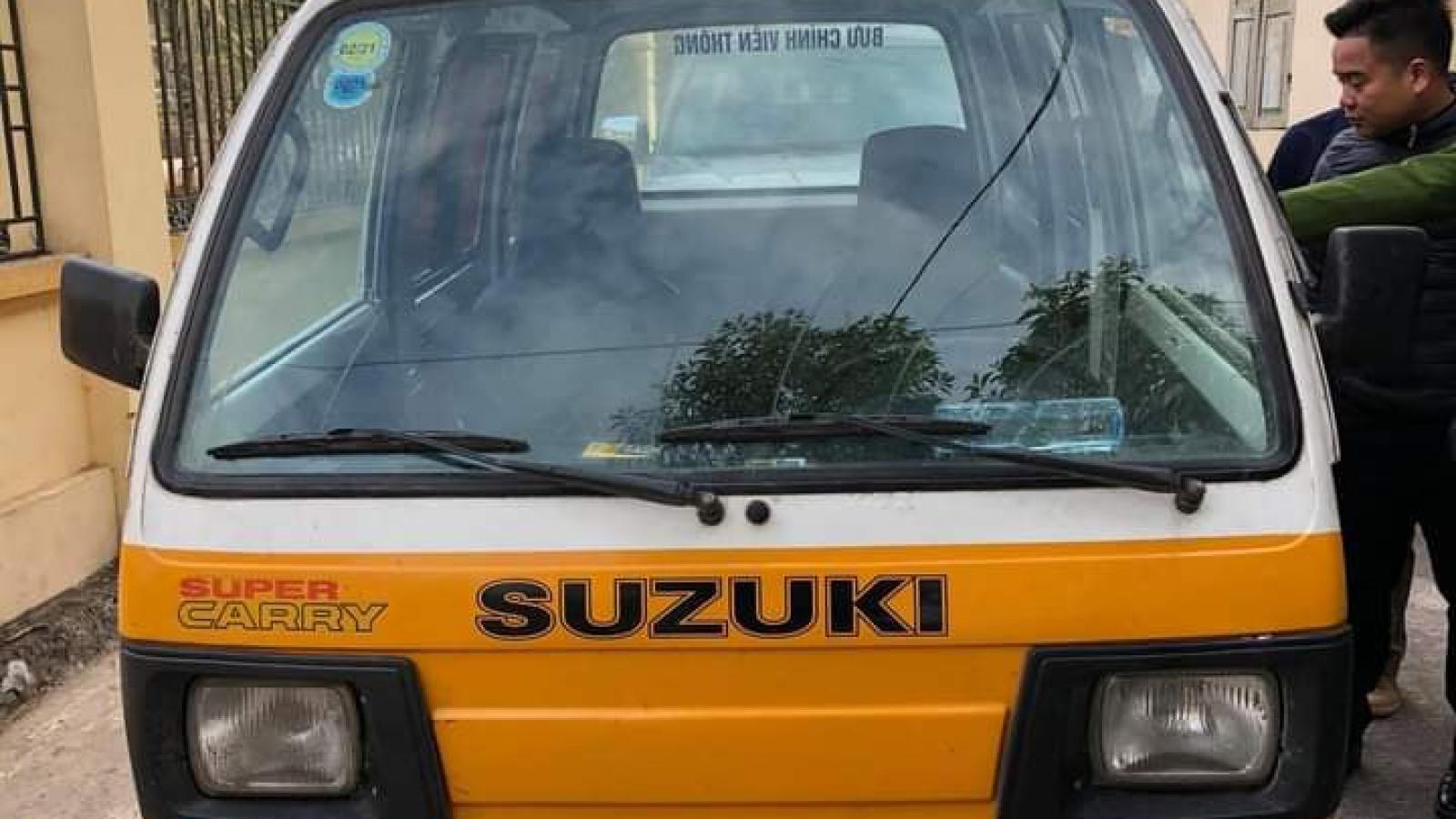 Bắt 2 đối tượng dùng ô tô di chuyển qua nhiều địa phương trộm chó