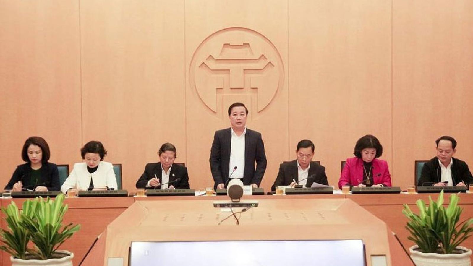 Hà Nội xử phạt nghiêm siêu thị không thực hiện nghiêm biện pháp phòng chống dịch Covid-19