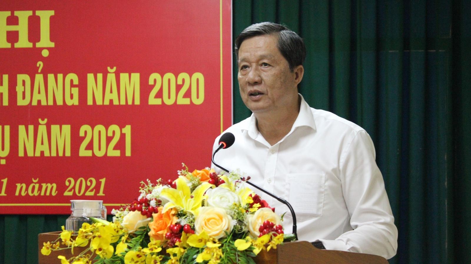 Cần Thơ khai trừ 4 đảng viên liên quan tham nhũng năm 2020