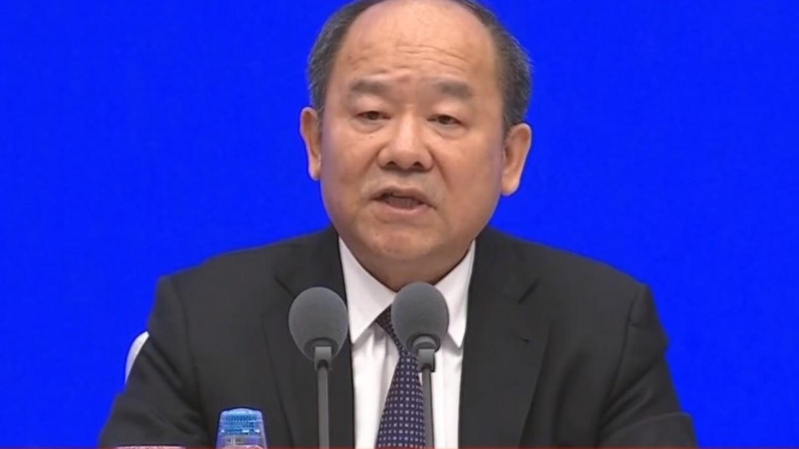 GDP Trung Quốc tăng 2,3% trong năm 2020
