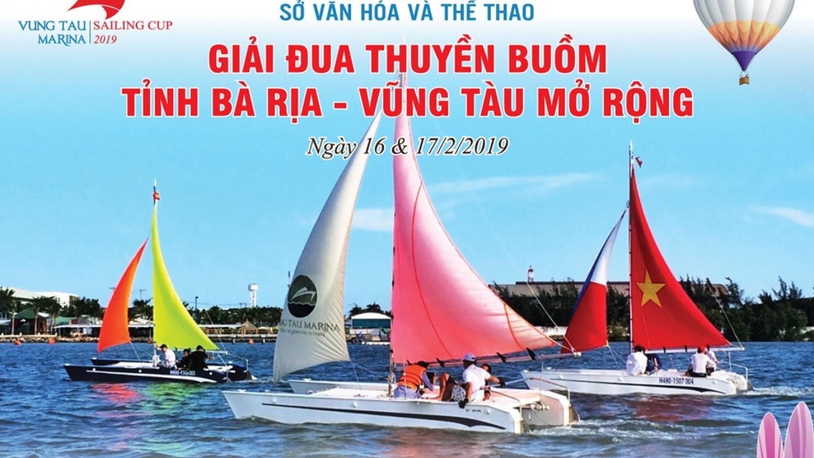Sẽ đưa giải đua thuyền buồm Bà Rịa - Vũng Tàu về Đà Nẵng