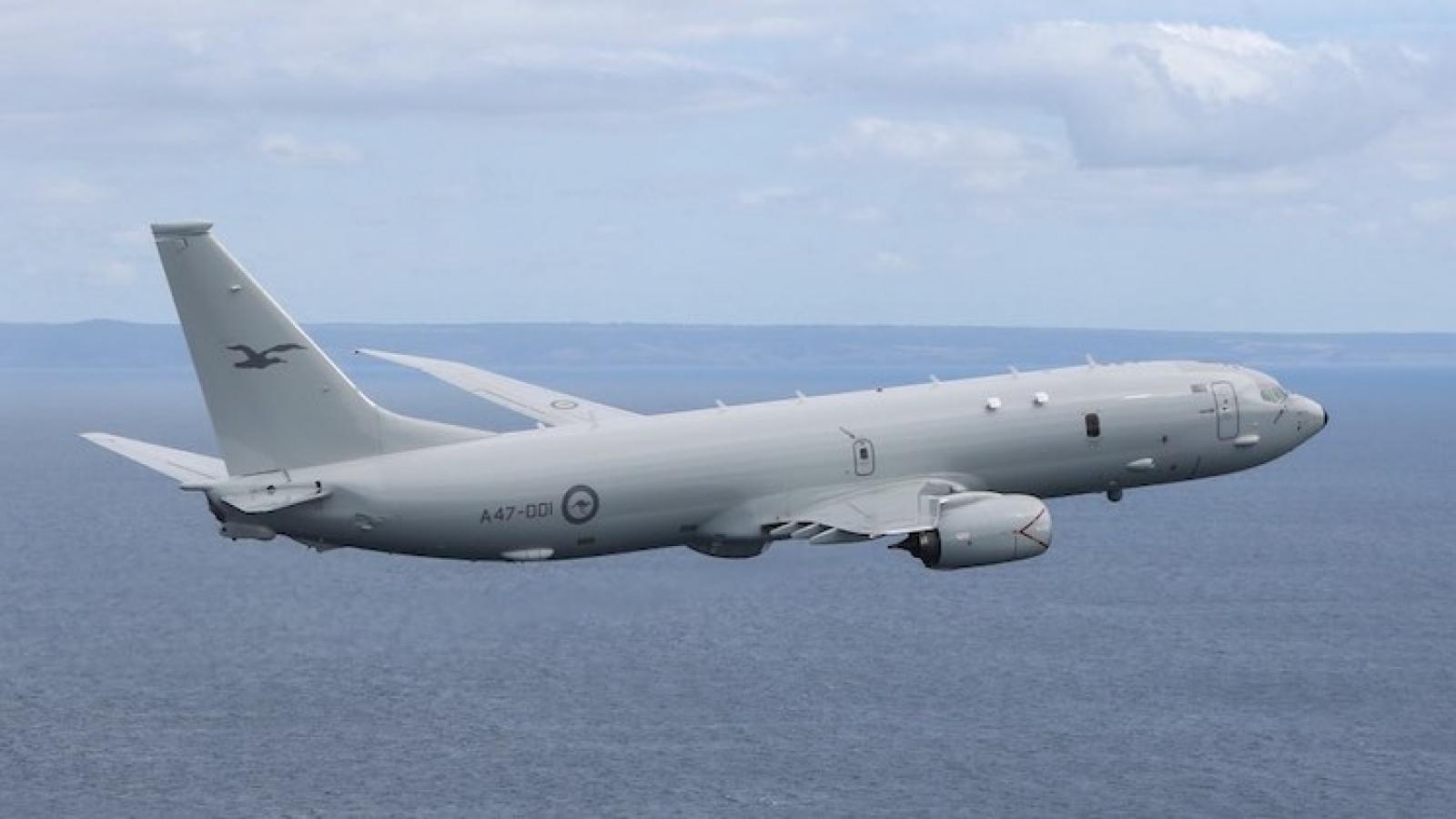 Mỹ tính nâng cấp P-8 Poseidon thành máy bay ném bom đầy uy lực