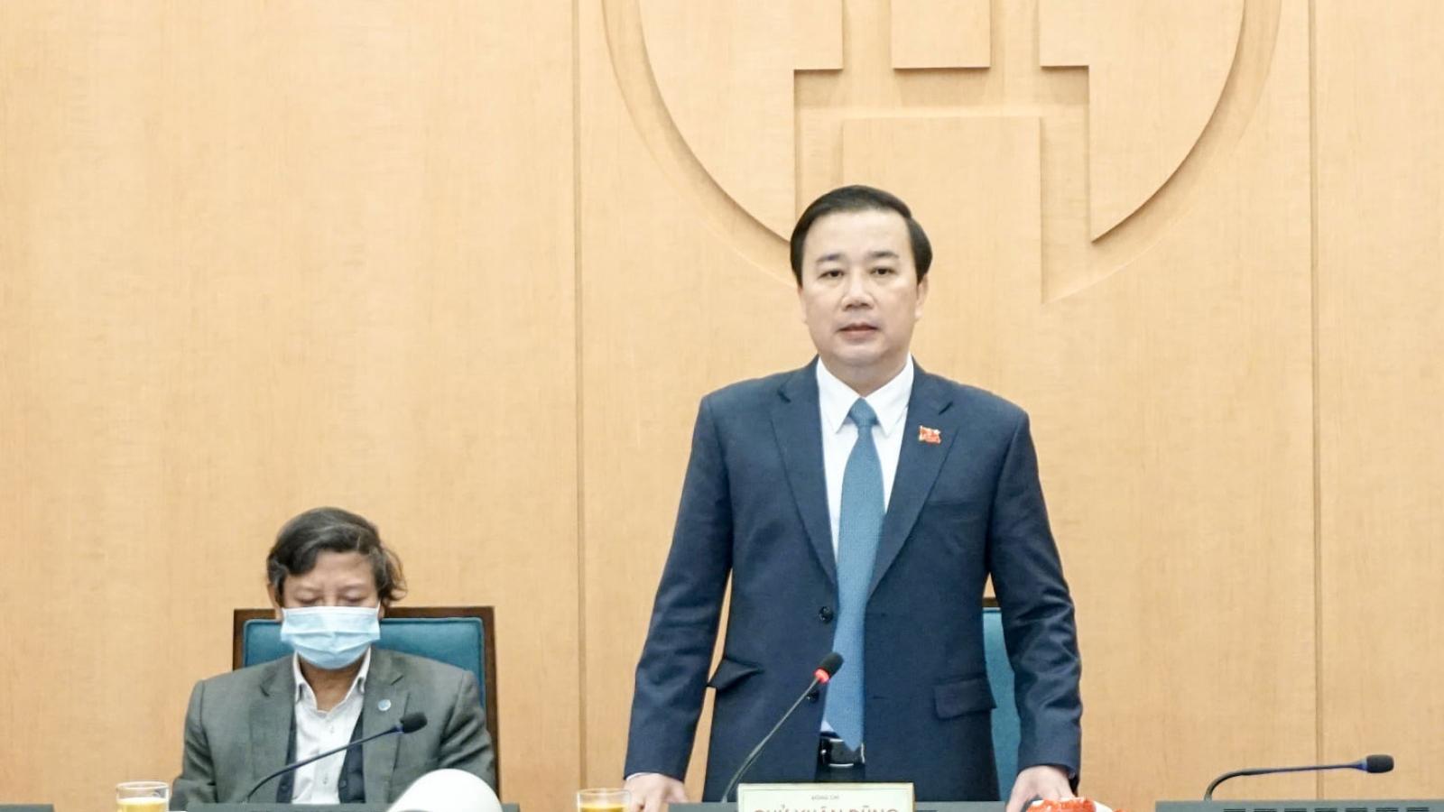 Hà Nội: Đề xuất học sinh nghỉ Tết sớm, dừng bắn pháo hoa để phòng dịch Covid-19