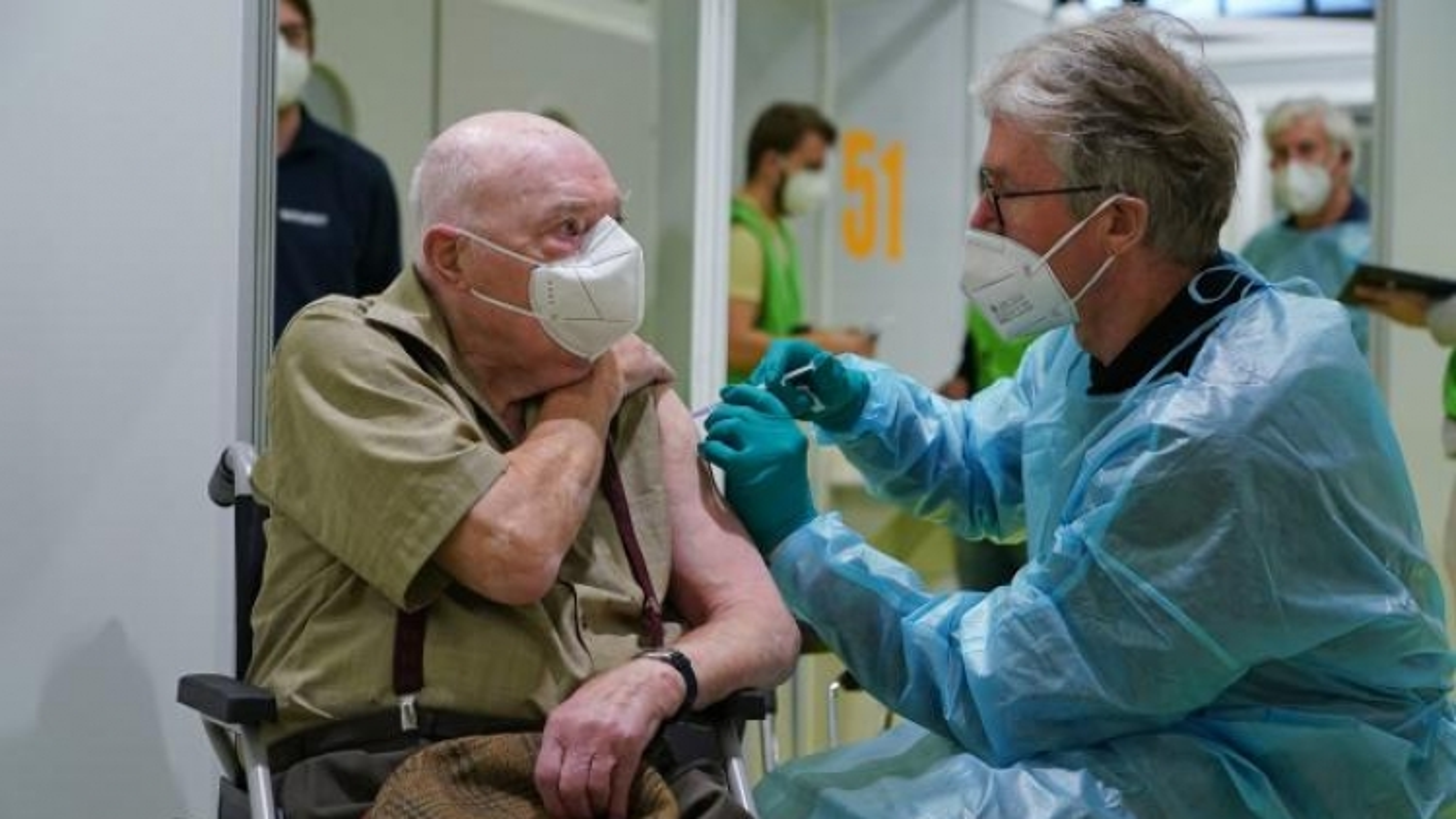Pháp không đủ vaccine ngừa Covid-19 để tiêm cho dân chúng