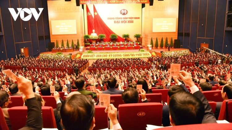 Foreign media outlets focus on 13th National Party Congress