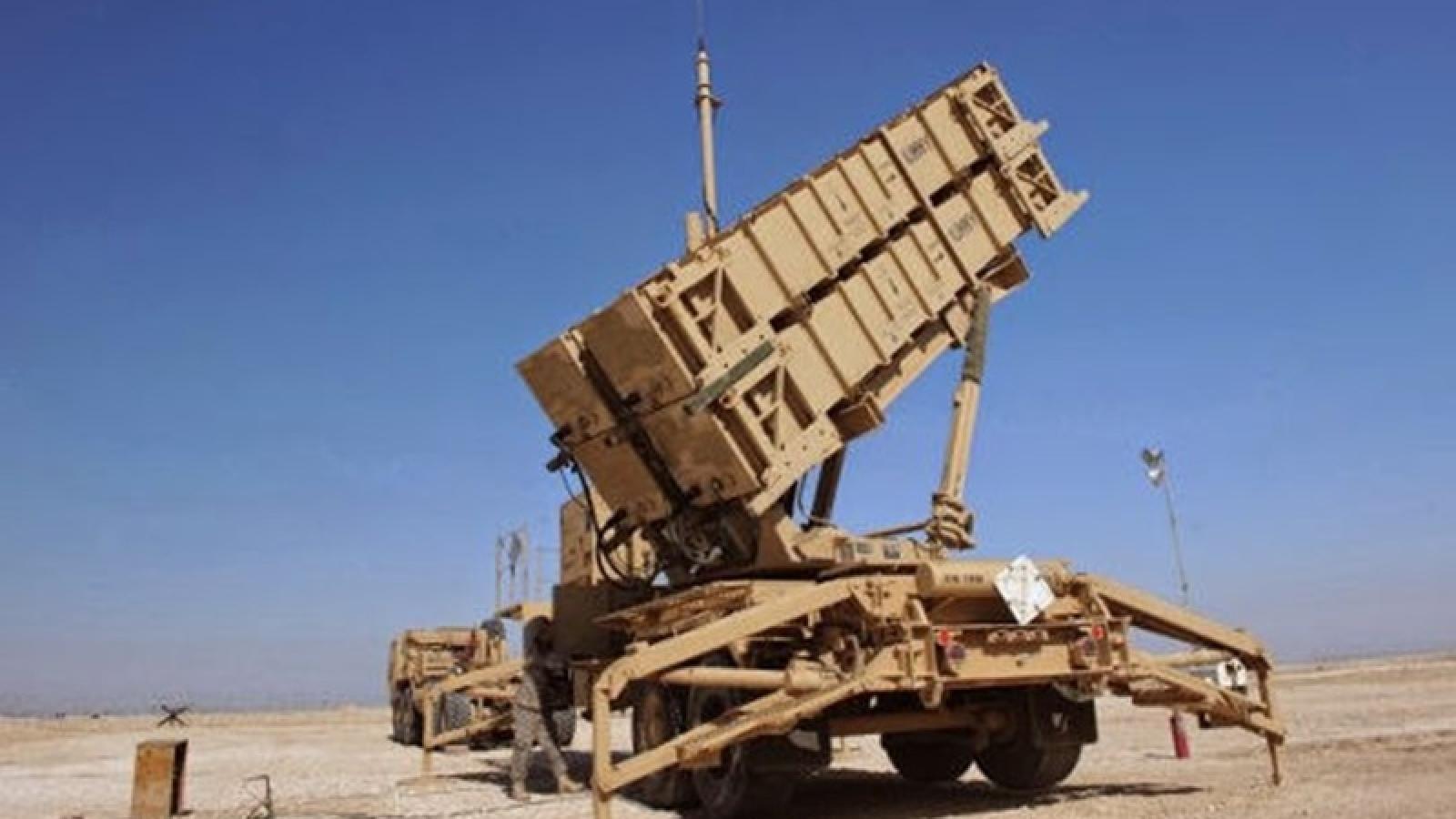 Saudi Arabia chặn đứng vụ tấn công bằng tên lửa vào thủ đô Riyadh