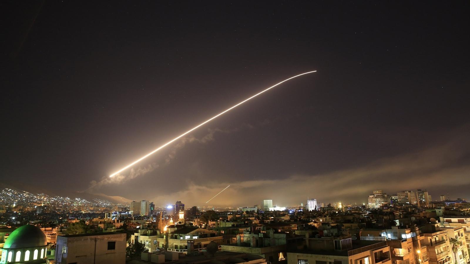 """Syria tuyên bố bẻ gãy đòn """"tấn công xâm lược"""" của Israel ở Hama"""