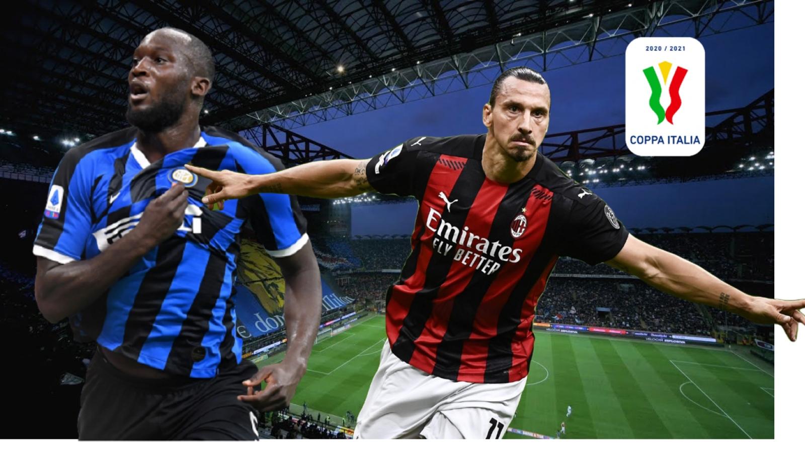 Dự đoán kết quả, đội hình xuất phát trận Inter Milan - AC Milan
