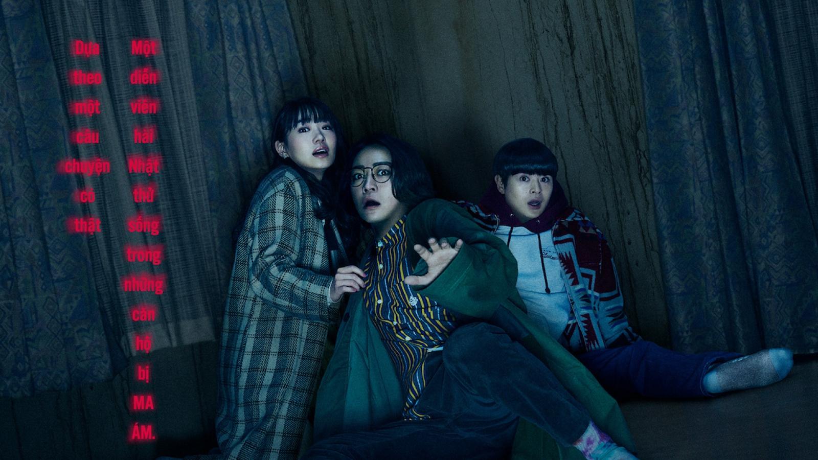 Phim kinh dị dẫn đầu doanh thu phòng vé Nhật Bản sắp được chiếu tại Việt Nam
