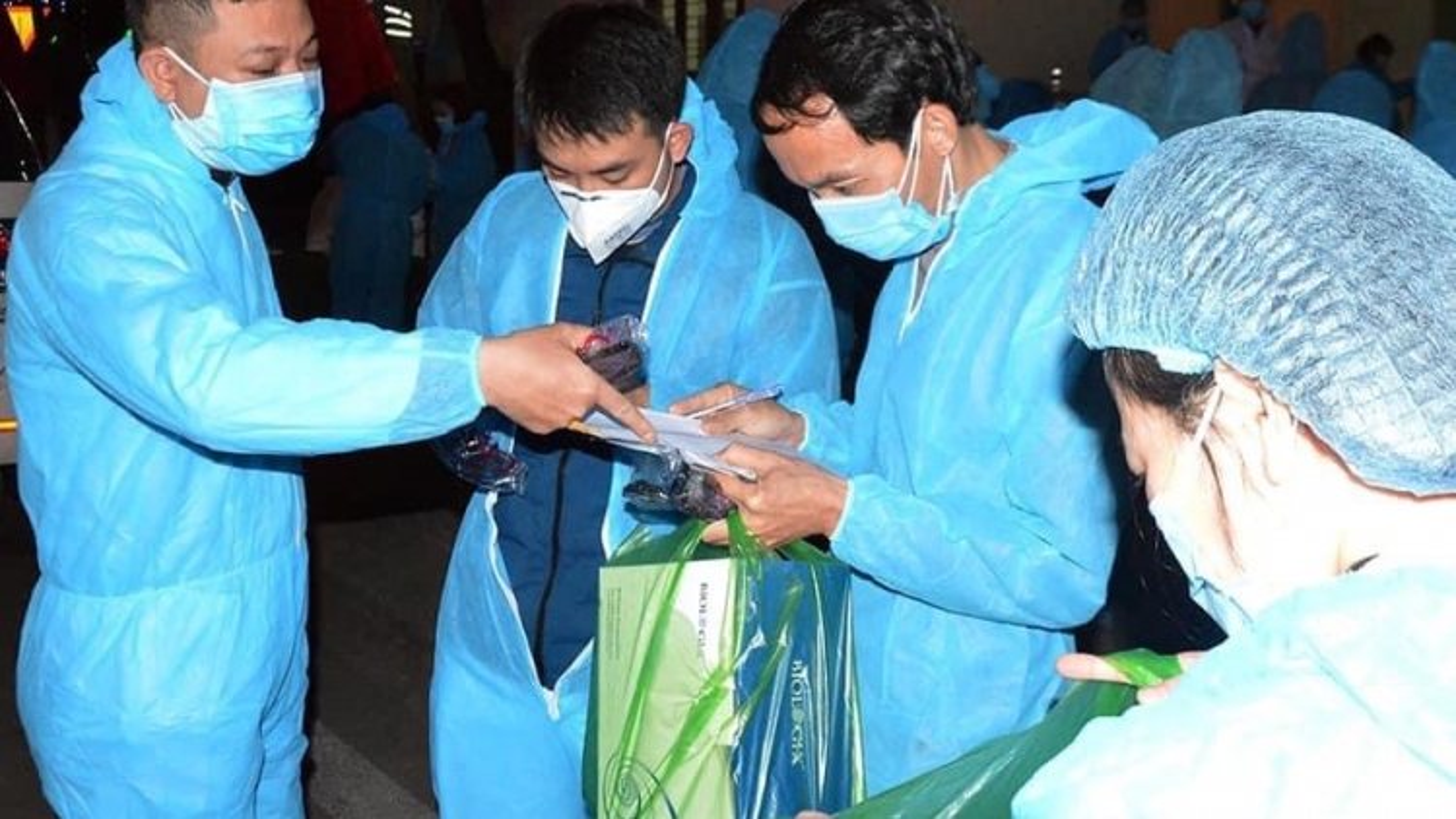 Ngành Y tế Quảng Ninh dốc toàn lực chống dịch Covid-19
