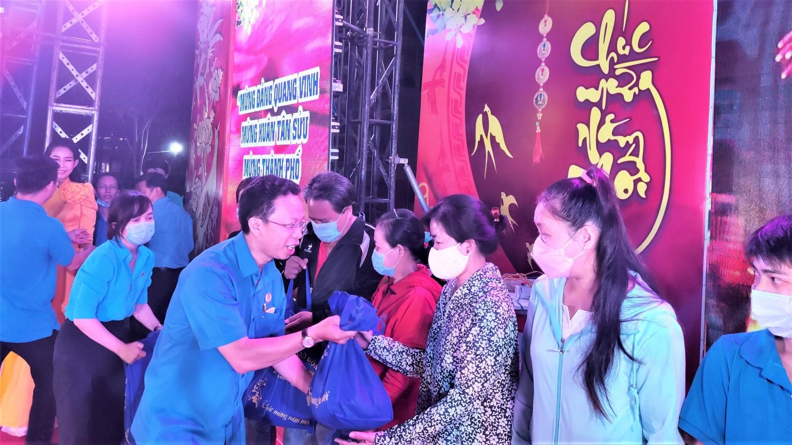"""""""Ngày hội công nhân - Phiên chợ nghĩa tình"""" dành cho công nhân TP.HCM"""