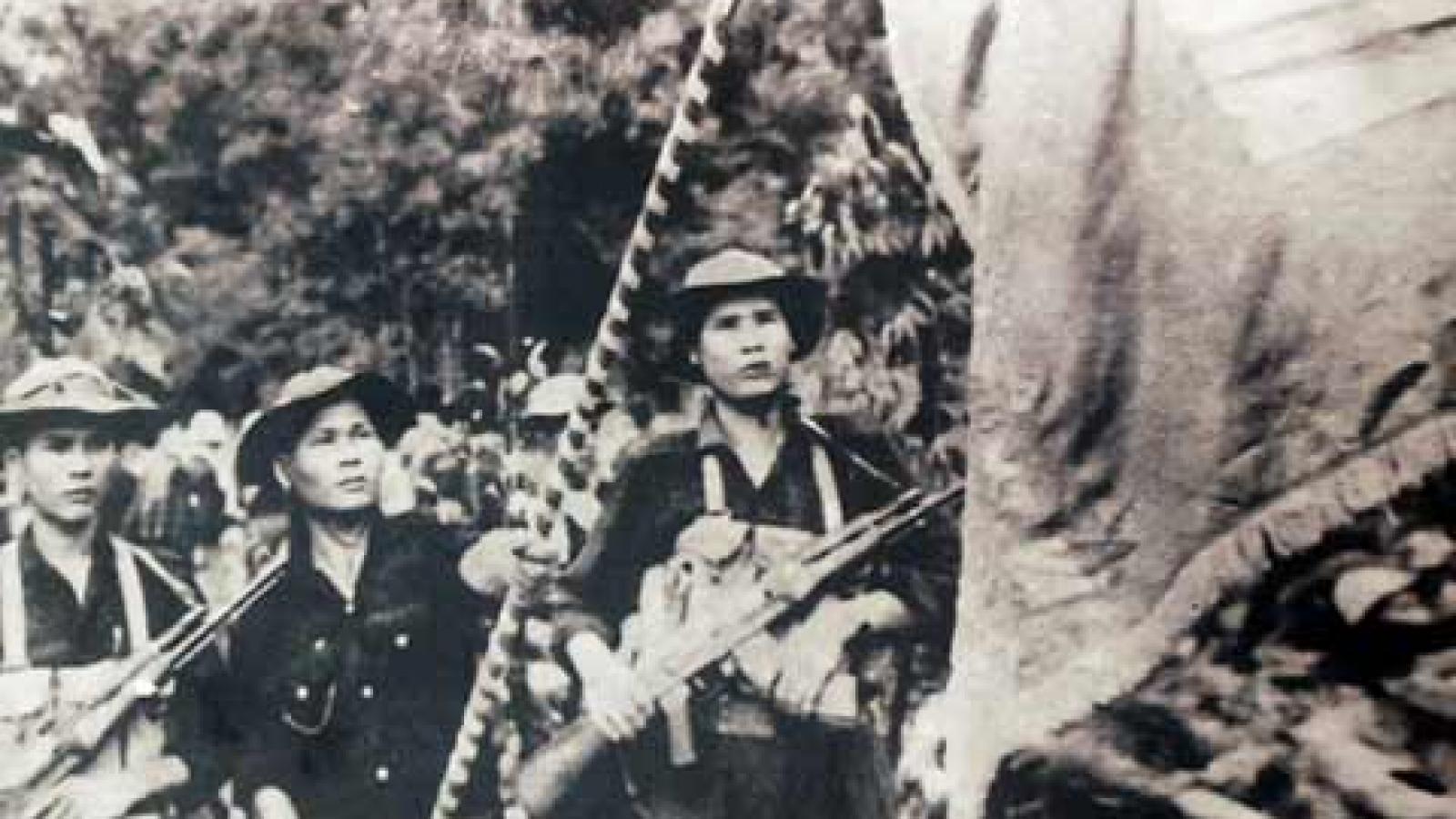 Quân giải phóng miền Nam Việt Nam-Bài học trong chiến lược bảo vệ Tổ quốc