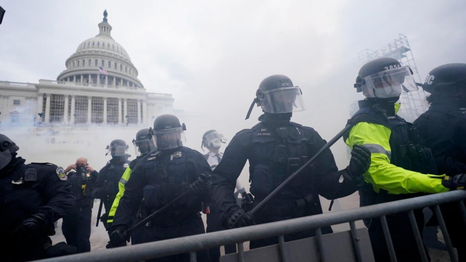 Thượng viện Mỹ bác khiếu nại kết quả bầu cử ở bang Pennsylvania