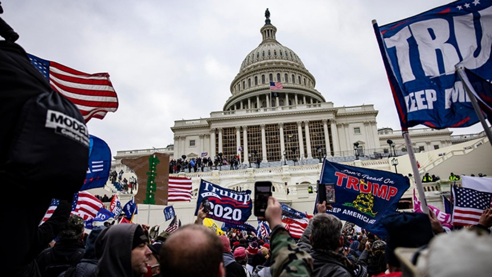 Lưỡng viện Quốc hội Mỹ bác khiếu nại về kết quả bầu cử ở bang Arizona