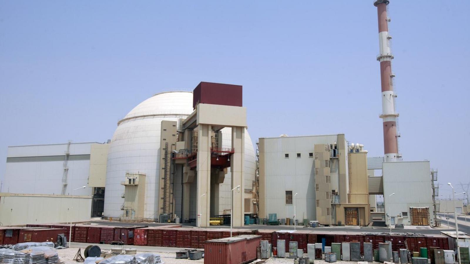 EC, Nhật Bản lấy làm tiếc việc Iran khôi phục làm giàu urani